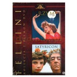 Fellini: Rzym / Satyricon (DVD) - Federico Fellini DARMOWA DOSTAWA KIOSK RUCHU