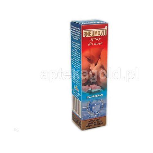 Leki na katar i zatoki, Pneumovit spray do nosa 35 ml