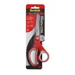 Nożyczki Scotch ergonomiczne, komfortowy uchwyt, 20,5cm
