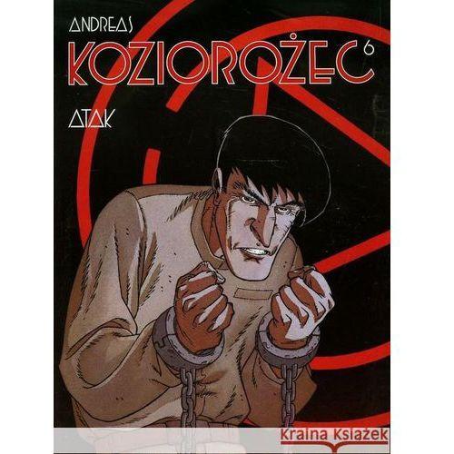 Komiksy, Koziorożec Atak 6 (opr. miękka)