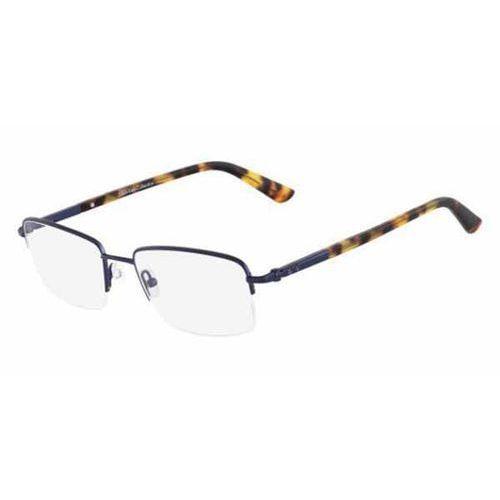 Okulary korekcyjne, Okulary Korekcyjne Calvin Klein CK7384 405