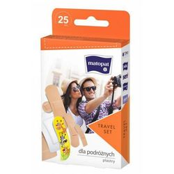 Matopat Travel Set Mix x 24 plastry