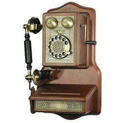Castel A1907 AWTN Telefon przewodowy z tarczą obrotową