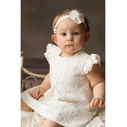 Sukienka niemowlęca do chrztu 6K40CE Oferta ważna tylko do 2031-05-20