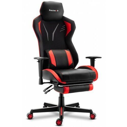 Fotele dla graczy, Fotel gamingowy Huzaro Combat 6.0 czarno-czerwony