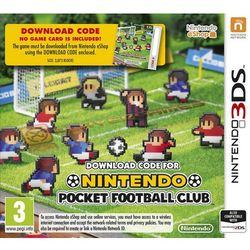 Nintendo Pocket Football Club 3DS