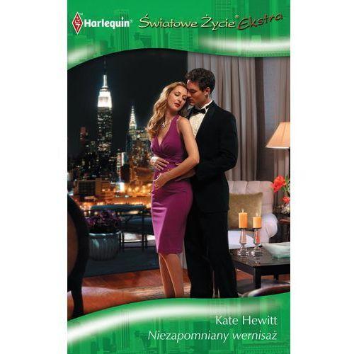 E-booki, Niezapomniany wernisaż - Kate Hewitt