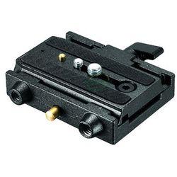 Manfrotto Adapter MN577 z płytką regulowaną