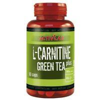 Redukcja tkanki tłuszczowej, ACTIVLAB L-Carnitine Green Tea 60caps