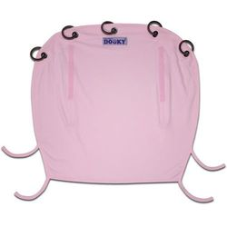 Osłonka do wózka i fotelika Dooky - Baby Pink T-XP-126706