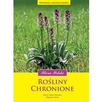 Słowniki, encyklopedie, Rośliny chronione Flora Polski (opr. miękka)