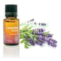 Olejki zapachowe, NSP Autentyczny olejek eteryczny Lavender Organic 15ml