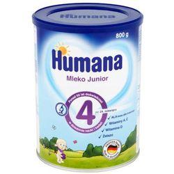 HUMANA 4 800g Mleko modyfikowane Po 24 miesiącu