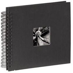 Hama Album FINE ART 28x24/50 czarna okładka/ czarne kartki