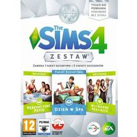 Gry na PC, The Sims 4 Zestaw (PC)