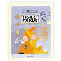 Książki dla dzieci, Figiel i Psikus. Między nami chochlikami (opr. twarda)