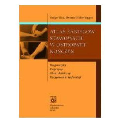 Książki medyczne, Atlas zabiegów stawowych w osteopatii kończyn (opr. twarda)