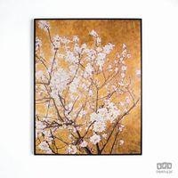 Obrazy, Obraz ręcznie malowany - Oriental Blossom 102417