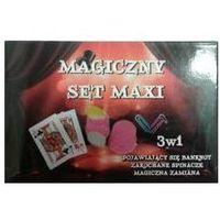 Pozostałe zabawki, Magiczny Set MAXI 3w1