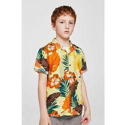 Mango Kids - Koszula dziecięca Maui 110-164 cm