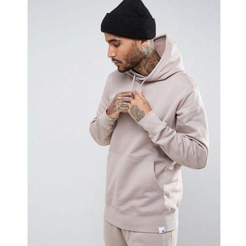 Bluzy męskie, adidas Originals XbyO OTH Hoodie In Beige CF1138 - Beige