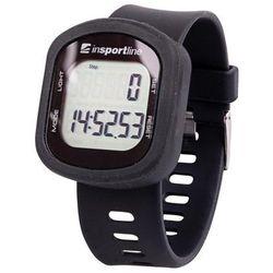 Podświetlany zegarek / krokomierz elektroniczny wodoodporny inSPORTline Strippy II model 2019