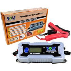 Nowoczesny prostownik impulsowy automatyczny ładowarka do akumulatorów 6v / 12v 5a