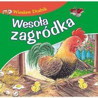 Książki dla dzieci, Wesoła zagródka, Bajki dla malucha - Wiesław Drabik (opr. kartonowa)