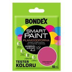 Tester farby Bondex Smart Paint szczęście taki ma kolor 40 ml