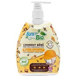 Nawilżający olejek do pielęgnacji niemowląt - 475ml - Born To Bio