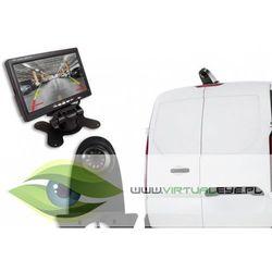 Zestaw monitor + kamera cofania typ 14 do Busa