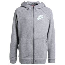 Nike Performance MODERN Bluza rozpinana carbon heather/carbon heather/glacier blue