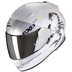 SCORPION KASK INTEGRALNY EXO-510 AIR PIQUE WH-SI
