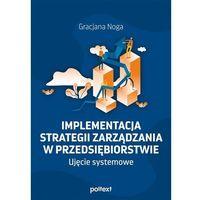 Biblioteka biznesu, Implementacja strategii zarządzania w przedsiębiorstwie (opr. miękka)