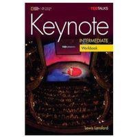 Książki do nauki języka, Keynote B1. Ćwiczenia + DVD (opr. miękka)