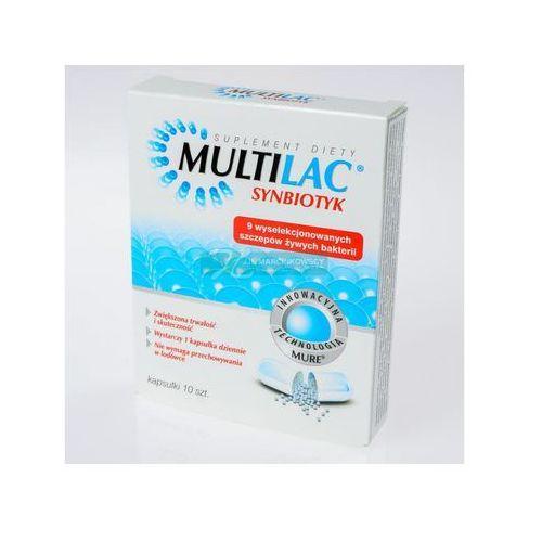 Leki na biegunkę, Multilac kaps. - 10 kaps. (blister.)