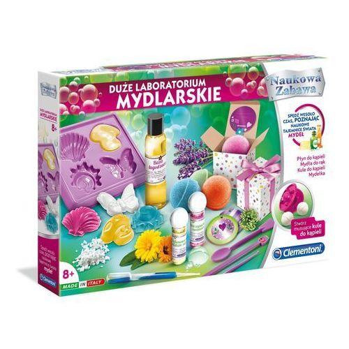 Kreatywne dla dzieci, Zabawki kreatywne CLEMENTONI Mydełka