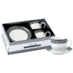 Komplet filiżanek do kawy herbaty, filiżanka 3990