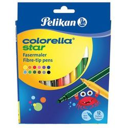 Pisaki Colorella C302 12 kolorów etui
