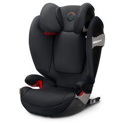 cybex GOLD Fotelik samochodowy Solution S-Fix Lavastone Black-black