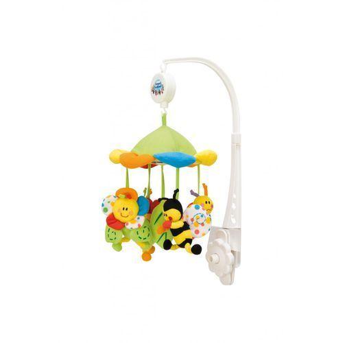Karuzele dla niemowląt, Karuzela pluszowa CANPOL BABIES Kolorowa łąka 2/984 + Zamów z DOSTAWĄ JUTRO! Oferta ważna tylko do 2022-05-28