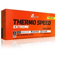 Redukcja tkanki tłuszczowej, OLIMP Thermo Speed Extreme Mega Caps - 120 Kaps.