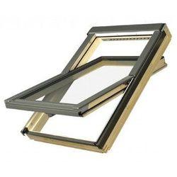 Okno dachowe FAKRO FTP-V/TC P5 114x118 antywłamaniowe 3-szybowe