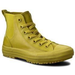 Trampki CONVERSE - Ctas Chelsea Boot Rubber Hi 553267C Bitter Lemon/Bitter Lemon
