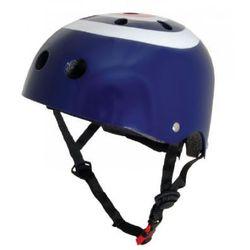 kiddimoto® Kask ochronny Design Sport, Tarcza- rozm. S, 48-53cm