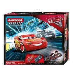 GO!!! Cars 3 - Finish First! - Carrera. DARMOWA DOSTAWA DO KIOSKU RUCHU OD 24,99ZŁ