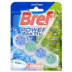 BREF 50g Power Aktiv Pine Zawieszka do muszli WC