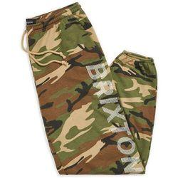 spodnie dresowe BRIXTON - Tread Sweatpant Woodland Camo (WOODC) rozmiar: XL, 1 rozmiar