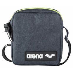 Arena torba na ramię team crossbody bag grey melange (3468336399460)
