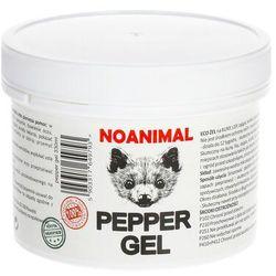 Mocny odstraszacz na kuny, lisy, krety, ptaki, koty, psy. Żel odstraszający kuny Pepper Gel 330ml. (5903317649793)